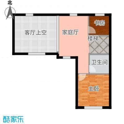 首创玲珑墅170.00㎡Ed2层户型10室