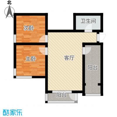 天保金海岸明珠湾69.30㎡C户型10室