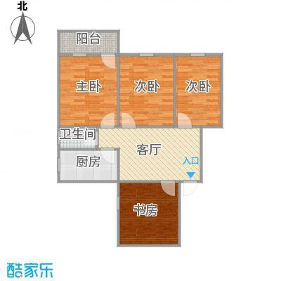 竹林境新村(原始户型)