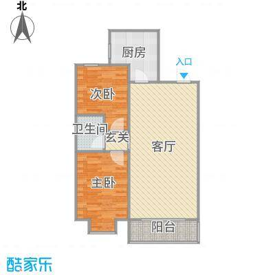 渤海豪庭94平米