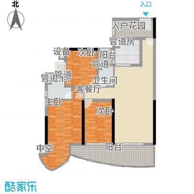 晟大・海湾城130.16㎡晟大・海湾城户型图A12#户型图3室2厅2卫1厨户型3室2厅2卫1厨