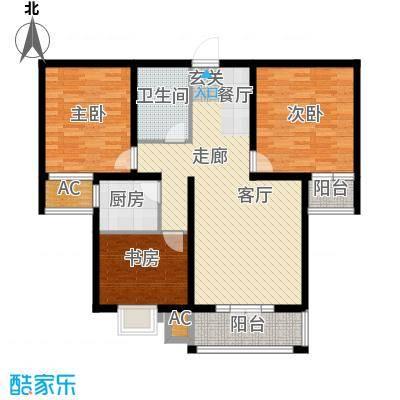 汇通新城123.00㎡汇通新城1#E户型3室2厅1卫1厨123.00㎡户型3室2厅1卫1厨