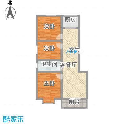 锦绣西双105.87㎡锦绣西双E户型3室2厅1卫105.87㎡户型3室2厅1卫
