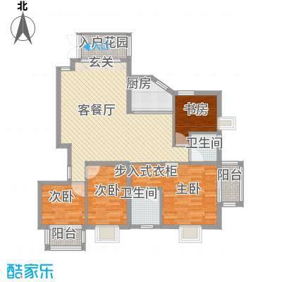 万嘉永升华庭2号楼02单元158平方米