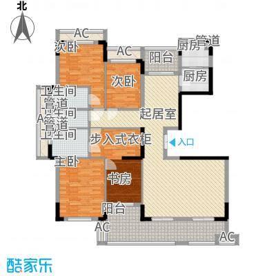 四季花都193.13㎡四季花都D4-1户型4室2厅3卫1厨193.13㎡户型4室2厅3卫1厨