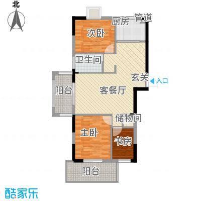 龙翔・中央公馆龙翔・中央公馆户型10室