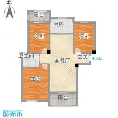 宏宇・龙湖湾115.79㎡宏宇・龙湖湾户型13室2厅1卫115.79㎡户型3室2厅1卫