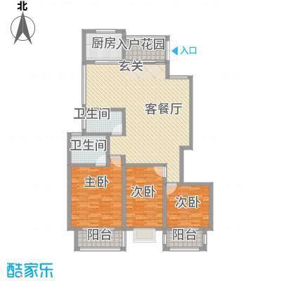 万嘉永升华庭2号楼01单元139平方米