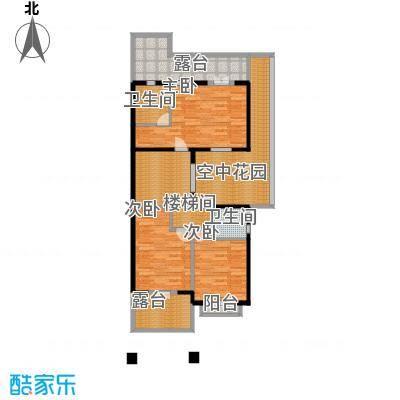 柳溪美庐94.00㎡hx-lxml-lianpai-c3-max户型3室2卫