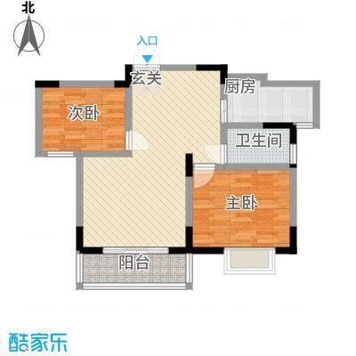 置诚公馆87.82㎡置诚公馆B1户型2室2厅1卫1厨87.82㎡户型2室2厅1卫1厨