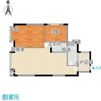 锦湖花园118.76㎡锦湖花园221-118.762室2厅1卫118.76㎡户型2室2厅1卫