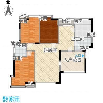 锦湖花园134.49㎡锦湖花园322-134.493室2厅2卫134.49㎡户型3室2厅2卫