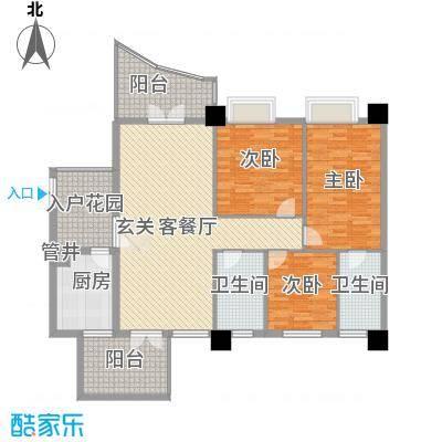 尚城・国际尚城・国际D户型户型10室