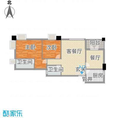 尚城・国际尚城・国际A户型户型10室