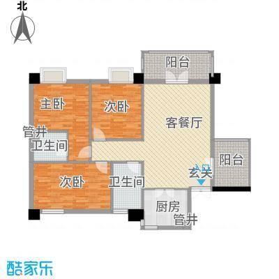 尚城・国际尚城・国际F户型户型10室