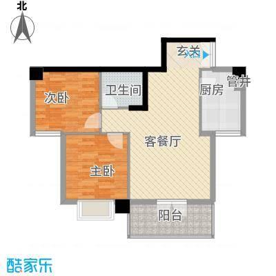 尚城・国际尚城・国际H户型户型10室
