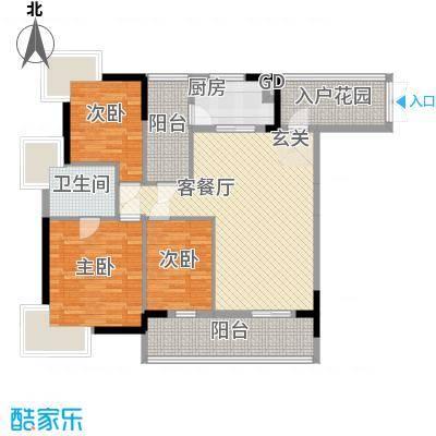 东江豪苑122.92㎡东江豪苑1座-3座02-07户型3室2厅2卫122.92㎡户型3室2厅2卫