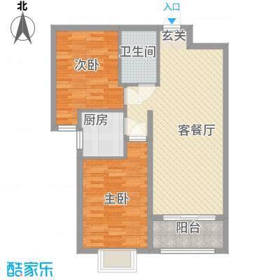 奥林・景泰嘉苑奥林・景泰嘉苑BI背-户型户型10室