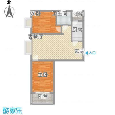 奥林・景泰嘉苑奥林・景泰嘉苑A-02-户型户型10室