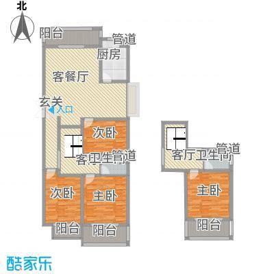 泰和・水岸嘉园泰和・水岸嘉园2号楼奢华复式户型10室