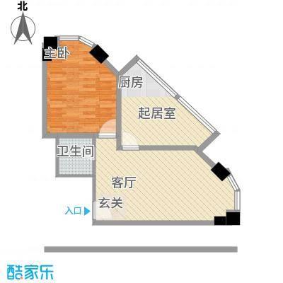 帝玖商业中心帝玖商业中心户型图G7户型户型10室
