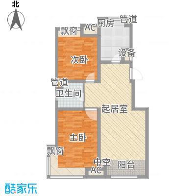 绿地世纪城绿地世纪城D3-121㎡三室两厅一卫户型10室