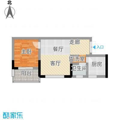 张坝・天府花园张坝天府花园C2户型10室