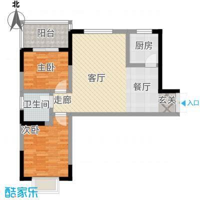 张坝・天府花园张坝天府花园C1户型10室