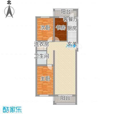 南山秀水108.34㎡南山秀水多层10#三室二厅一卫108.34平户型10室