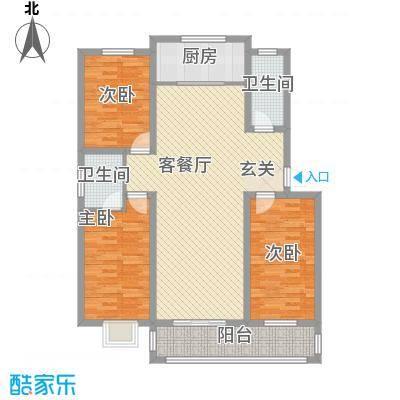 黄河明珠黄河明珠C户型户型10室