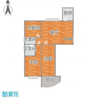杨柳国际L25户型图