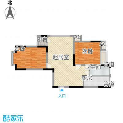 锦湖花园108.09㎡锦湖花园221-108.092室2厅1卫108.09㎡户型2室2厅1卫