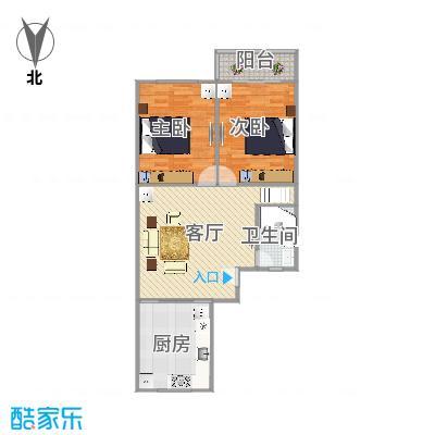 明光公寓复式1楼