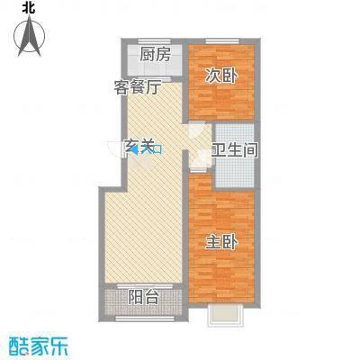 奥林・景泰嘉苑奥林・景泰嘉苑C背-户型户型10室