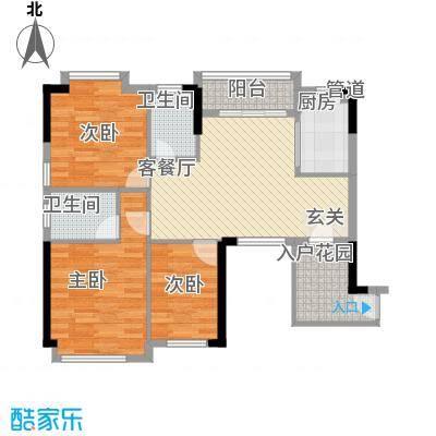 风帆度假公寓风帆度假公寓户型图一户型10室