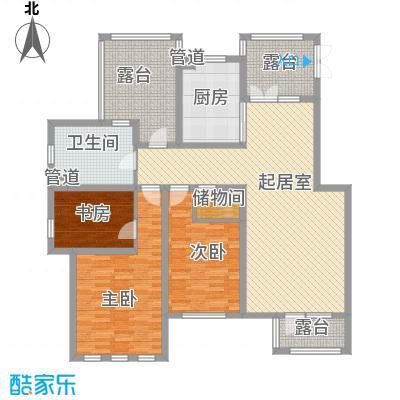 御龙仙语湾126.00㎡御龙山语湾C23室2厅1卫1厨126.00㎡户型3室2厅1卫1厨
