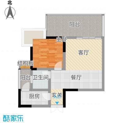 张坝・天府花园张坝天府花园C3户型10室