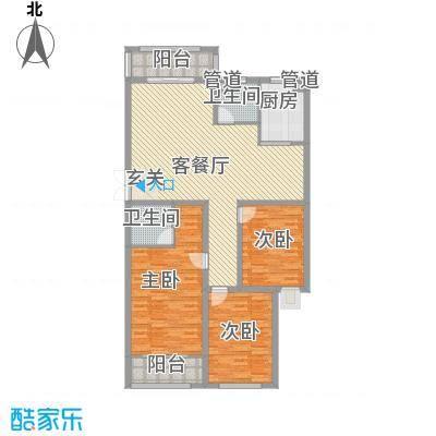 泰和・水岸嘉园泰和・水岸嘉园2号楼豪华三居户型10室