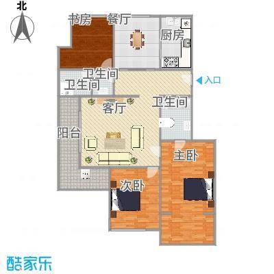 君悦・东湖公馆户型图
