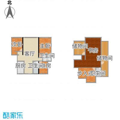 上海阳城户型图