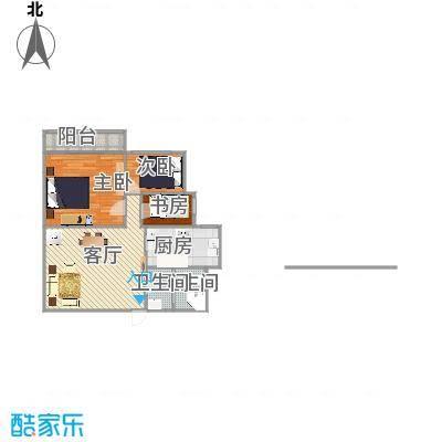 莲花新城北苑户型图