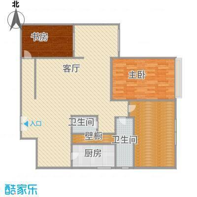 天缘公寓户型图