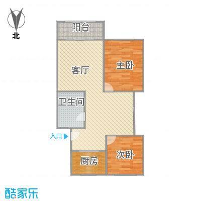 共康六村户型图