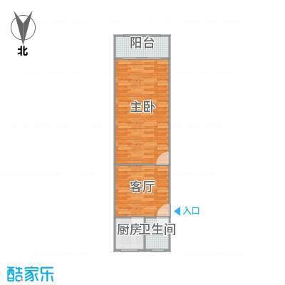 泗塘七村户型图