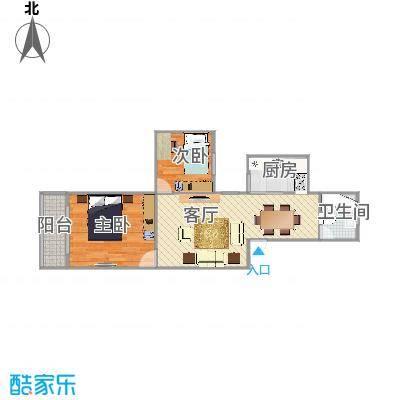 江桥二村五街坊户型图
