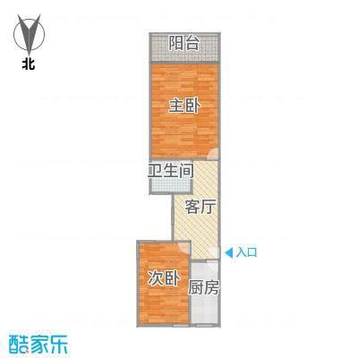 曹阳五村户型图