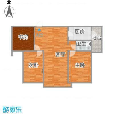 尚城国际户型图