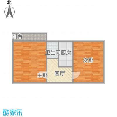 甸柳小区户型图