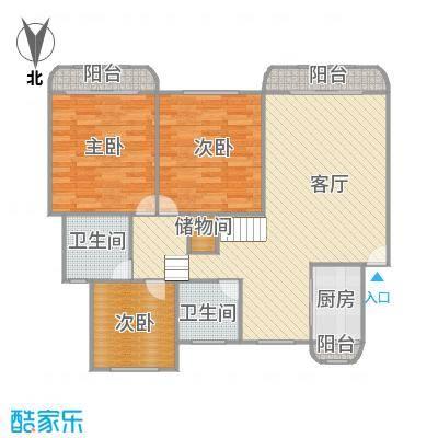 昌鑫协和园户型图