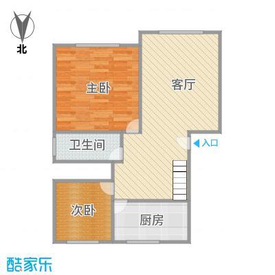 新月桃苑户型图